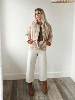Top Of The World Pant (Cream)