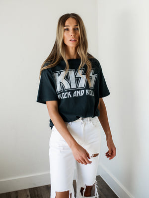 Kiss Rock And Roll Weekend Tee DAYDREAMER