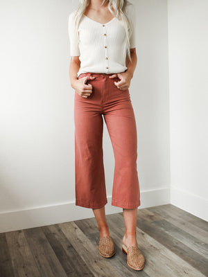 Top Of The World Pant (Sienna)