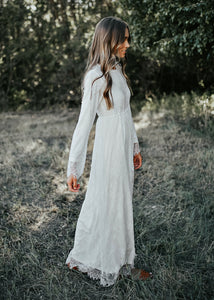Lacy Temple Dress