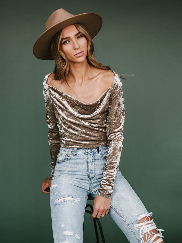 Perfect Date Top FREE PEOPLE
