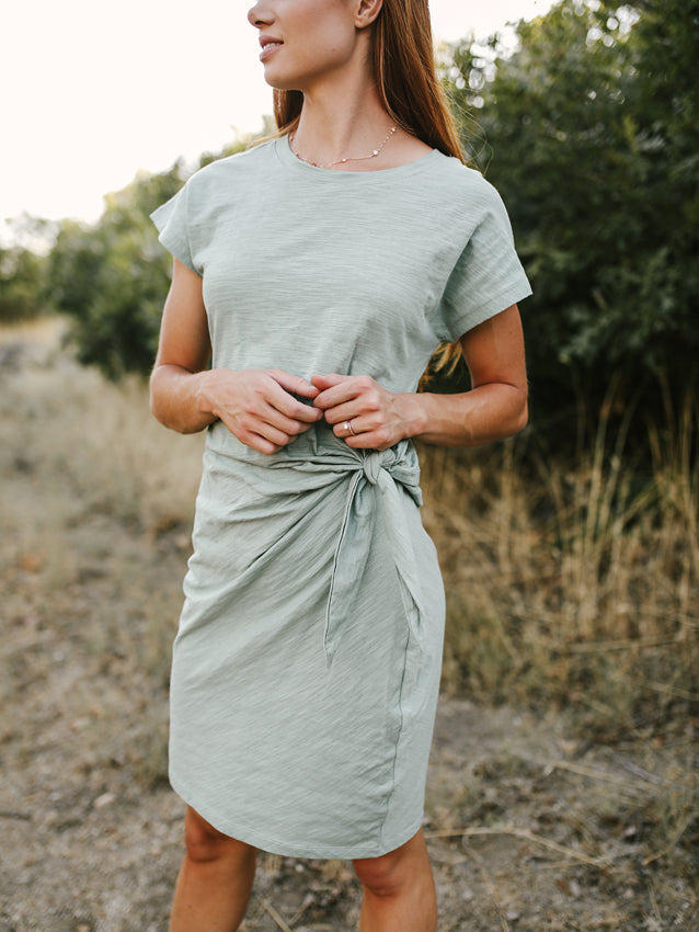 Ryan Wrap Dress