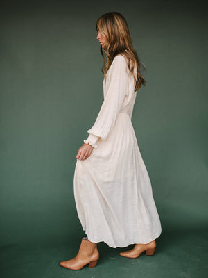Meadows Dress (Natural)