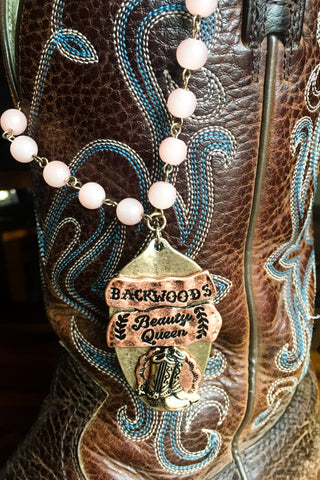 Backwoods Beauty Queen Necklace