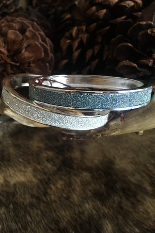Cheekys Sparkle Cuff Bracelet - The Diamond Spur Boutique