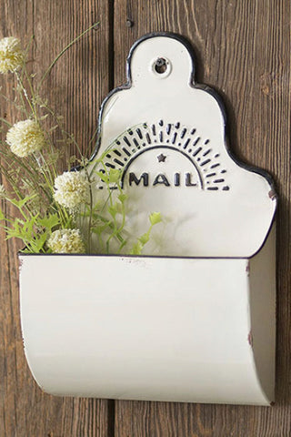 Hanging Mail Bin - The Diamond Spur Boutique