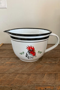 Rooster Mixing Bowl - The Diamond Spur Boutique