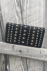 Stars and Bling Wallet
