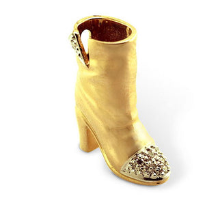 Boot with Diamonds