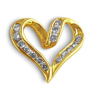 Hearts with Diamonds