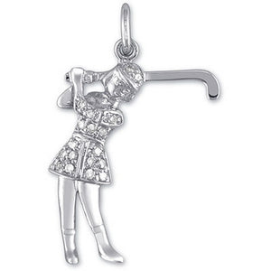 Female Golfer DO.10CT