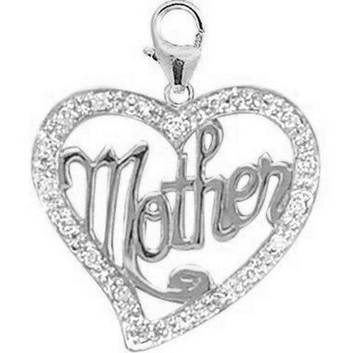 Mother in heart D0.10CT