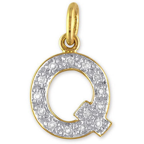 Initial Q with Diamonds