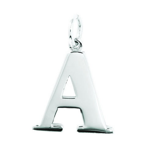 Large Initial A