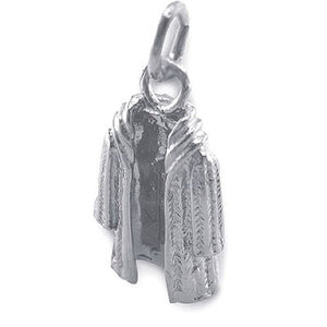Fur Coat (Rhodium)