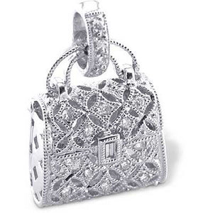 Purse with Diamonds