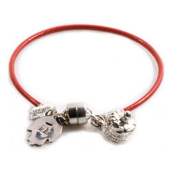Hand of God & Torah Crown Bracelet - Kabbalah