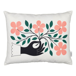 Graphic Print Pillows