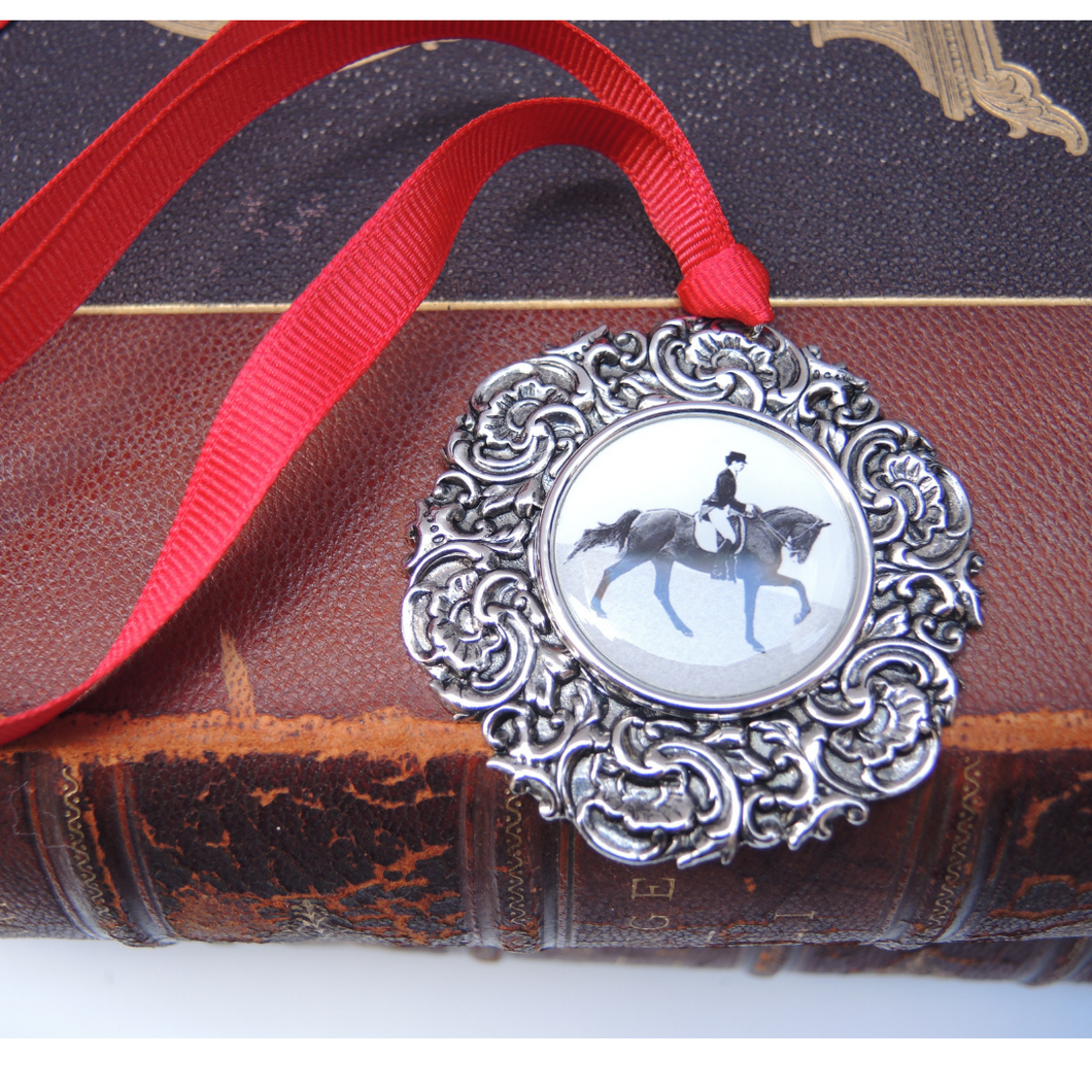 Christmas Ornament Dressage