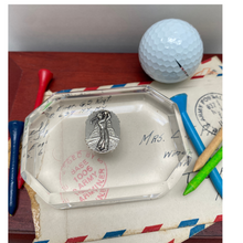 Load image into Gallery viewer, Paperweight, Acrylic Octagon, Golf Theme
