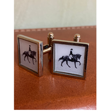 Load image into Gallery viewer, Dressage Cuff Links