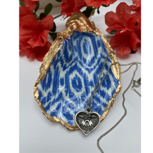 Mothers Day Gift Jewelry Dish Plus Necklace