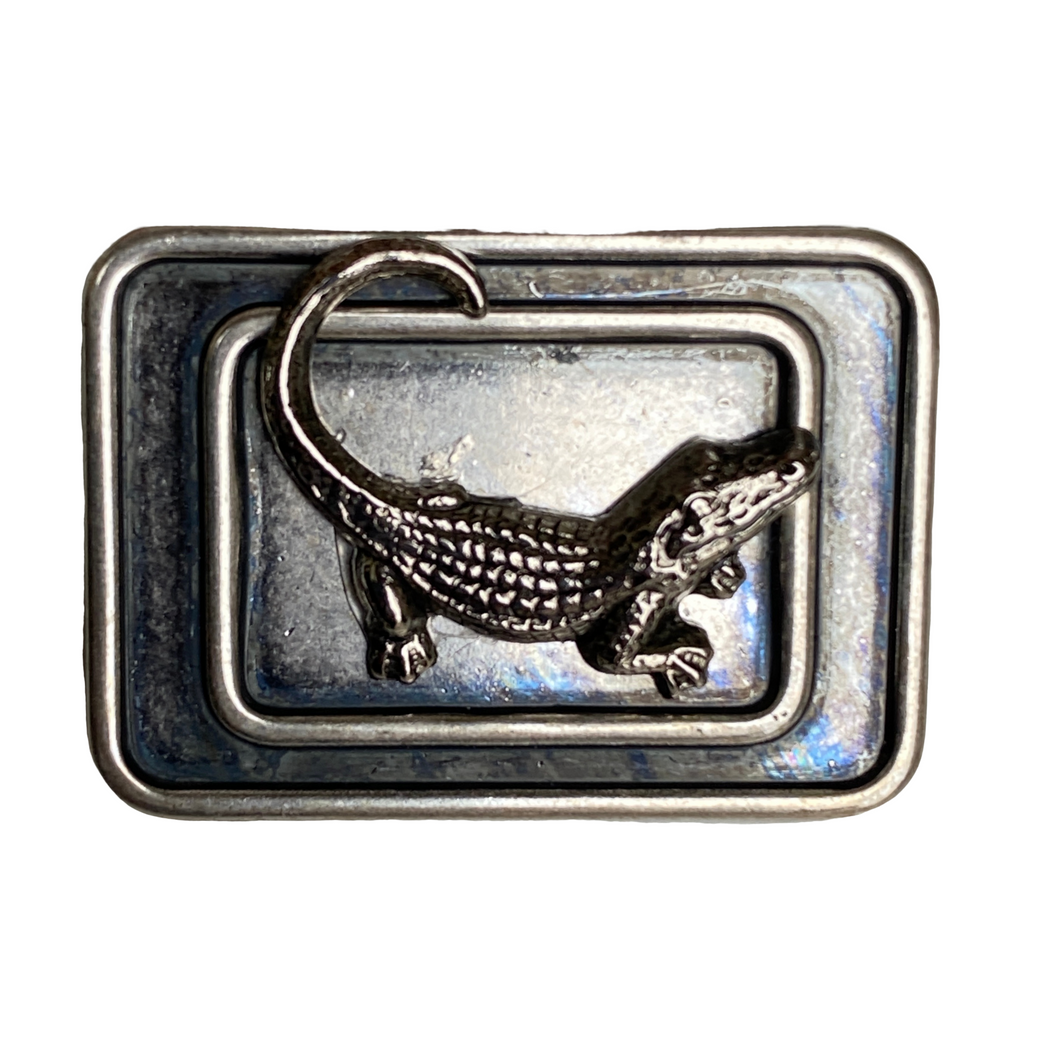 Gator Lapel Pin Brooch