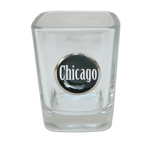 Chicago Shot Glass