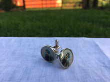 Cuff Links Zenyatta Race Horse