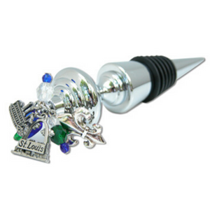 Bottle Stopper St. Louis Theme