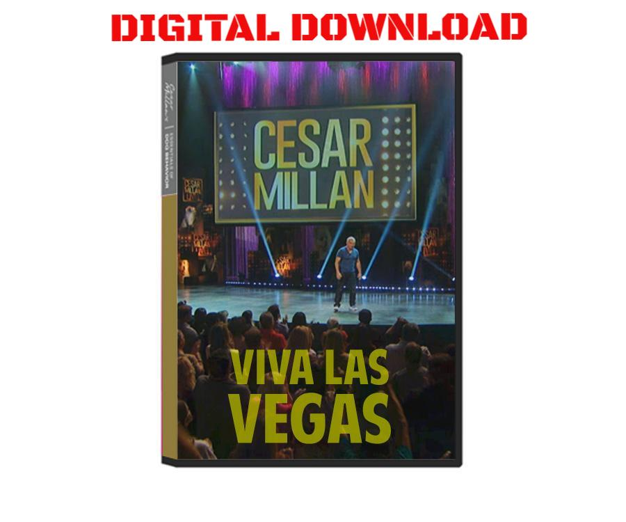 Cesar Millan Viva Las Vegas - Digital Download