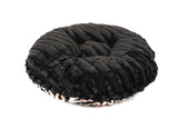 Tiger & Black Mink Bagel Bed