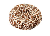 Giraffe Bagel Bed