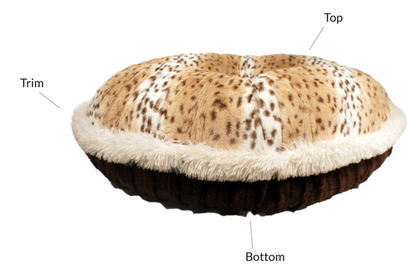 Custom Bagel Bed