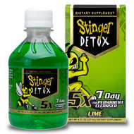 Stinger Detox 5X 7 day Permanant Cleanser