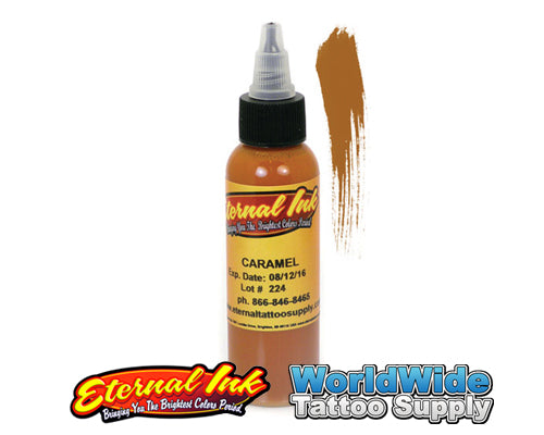 Caramel - Eternal Tattoo Ink