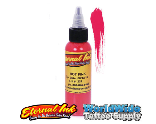 Hot Pink - Eternal Tattoo Ink