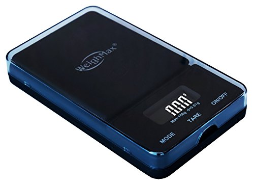 WeighMax - Ninja Pocket Scale - NJ-100 Black