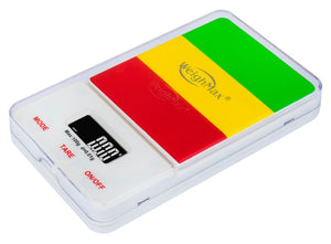 WeighMax - Rasta Pocket Scale - RA-100