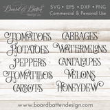 Farmhouse Style Mega SVG file Bundle - Commercial Use SVG Files