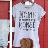 Home Is Where My Horse Is SVG File - Commercial Use SVG Files