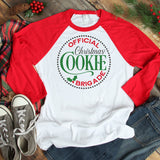Official Christmas Cookie Brigade SVG File for Shirts - Commercial Use SVG Files