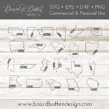 The Giant Sign Maker's SVG Bundle - Commercial Use SVG Files