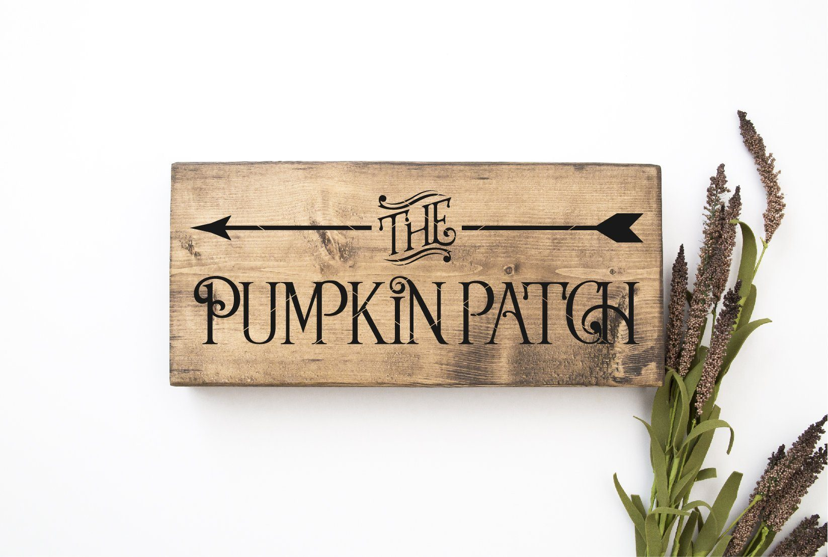 The Pumpkin Patch SVG File - Commercial Use SVG Files