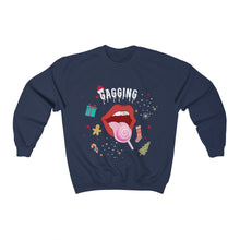 Gagging Unisex Holiday Sweatshirt