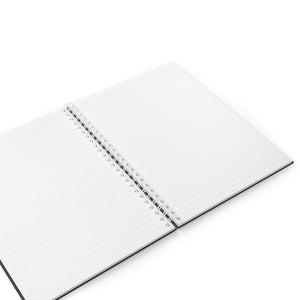 Gagging Spiral Notebook