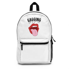 Gagging Backpack