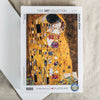 "Klimt: ""The Kiss (Der Kuss)"", 1000 Pc Puzzle"