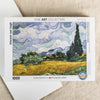 "van Gogh: ""Wheat Field w/ Cypresses"", 1000 Pc Puzzle"