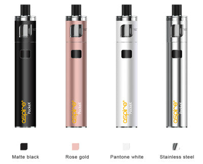 KIT E-CIGARETTE POCKET X - ASPIRE
